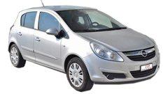 Opel Corsa 5-türig manuell